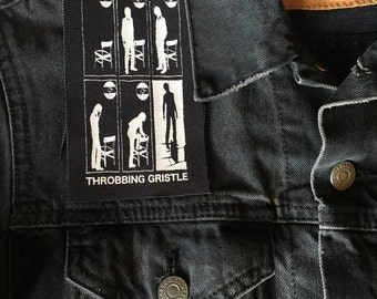 Throbbing Gristle Patch
