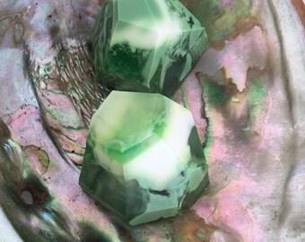Serpentine Stone Soap