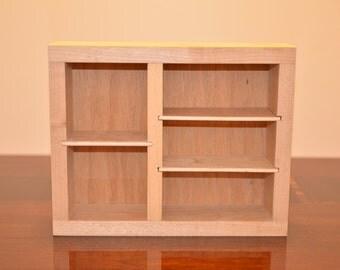 Multi-use Organizer | Jewelry Wood Organizer | Drawer Organizer | Wood Compartment