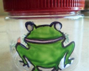 Doggy Treat Jar - Hop!