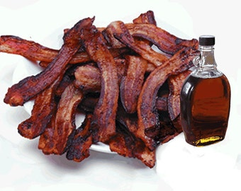 Maple Bacon Scented  Candle
