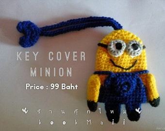Key cover Minion