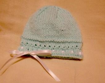 Baby Ribbon Hat