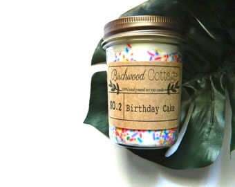 Birthday Candle // Cupcake Candle // Birthday Cake Candles // Gift For Her // Gift For Women // Birthday Gift // Birthday Gift For Her