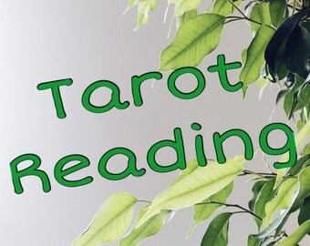 1 YES OR NO question Tarot reading (via email within 24 hrs)