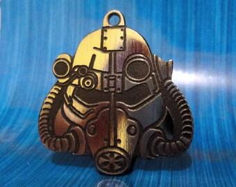 Power armor necklace