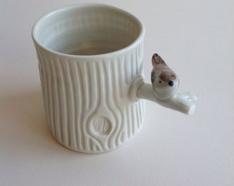 Porcelain tealight