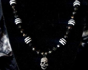 Skeleton Lover Necklace