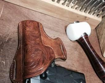 1911 leather holster