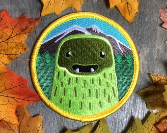 Forest Protector Patch