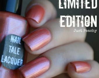Just Peachy: July Limited Edition Color