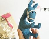 Burro Ego Blue