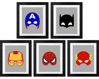 Superhero Printables < Superhero Logos < Superhero Wall Art < Batman < Spiderman < The Hulk < Superman < Captain Ametica < Set of 6