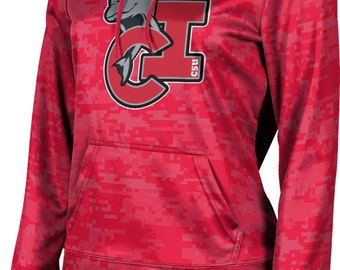 Women's California State University Channel Islands Digital Pullover Hoodie