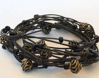 Wrap Bracelet/Necklace #100616.25