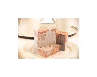 Bar SOAP peach and cream