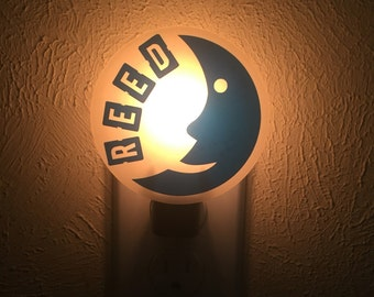 Personalized Nightlight!