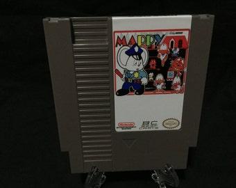 Mappy Nintendo NES English Game
