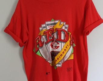 Vintage Cincinnati Reds Tee