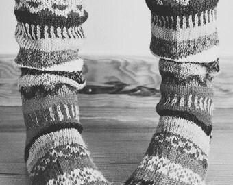handemade socks