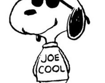 Joe Cool shirt
