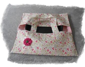 Floral cake bag