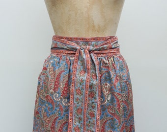 Gypsy Wrap Reversible Skirt