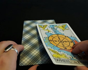Single tarot card reading