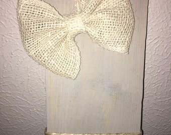 Pallet Wood Picture Board