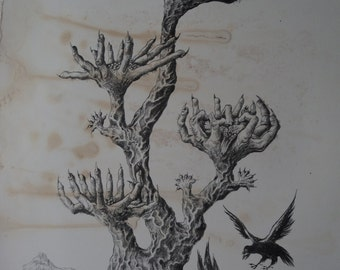 lithography 50 x 70
