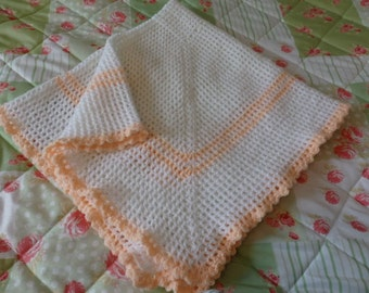 Baby Shawl Handcrafted