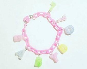 Baby Doll Charm Bracelet