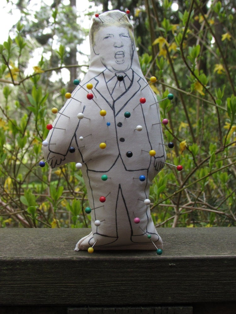 donald trump voodoo doll donald trump voodoo by