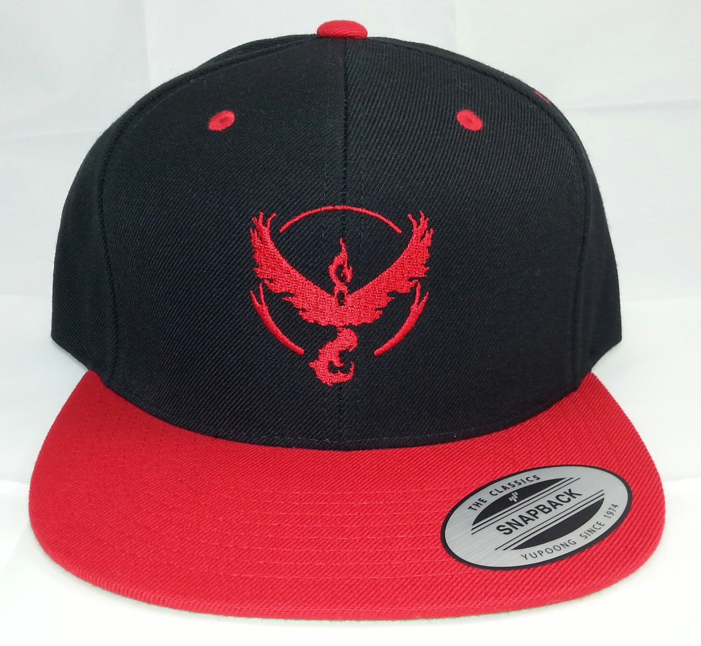 Red Bill  Hat Classic