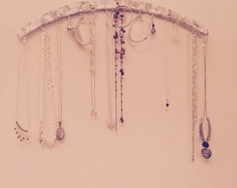 Vintage style Jewellery Hanger.