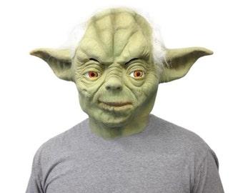 Yoda Style Mask