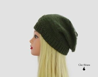 Big Little Hats, Womens Beanies, Cheap Beanie, Heat Hat, Ladies Crochet Beanie, Green Beanie, Slouchy Beanie, Beanie Hat, Crochet Beanie