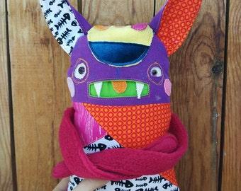 Soft toys Monster cat :)