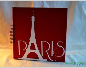 """Travel diary """"Paris"""""""