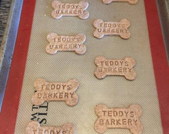 Custom Message Dog Treats