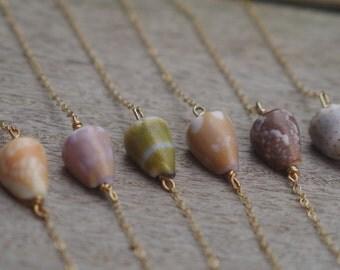 Single Cone Shell Bracelets Lot 1