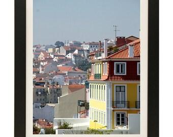 Lisbon, Portugal: Print 039