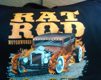 RAT ROD MOTORWORKS T-shirt