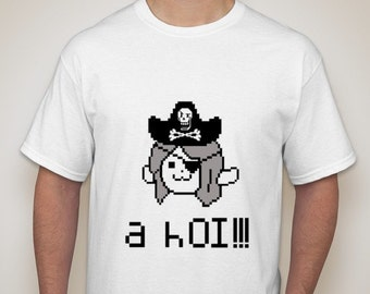 tem is a pirate!!!!!!!! T-shirt