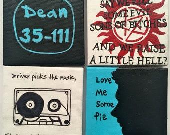 Dean Quotes - Supernatural