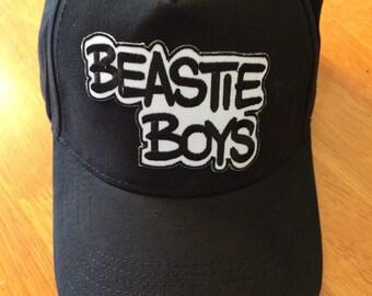 Beastie boys dad hat black