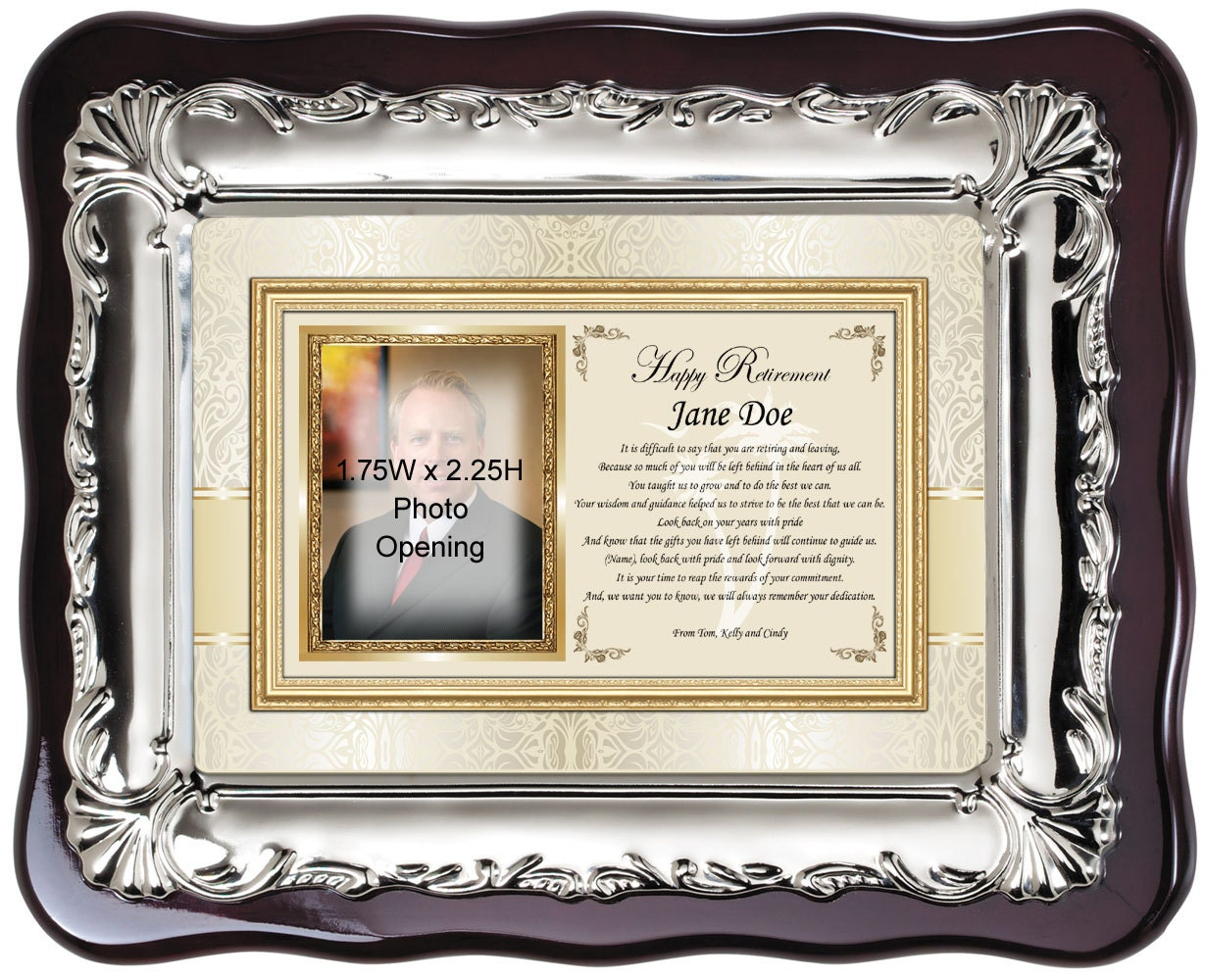 framed gifts for bosses