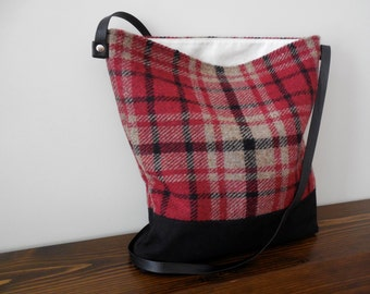 Wool & Wax Day Bag