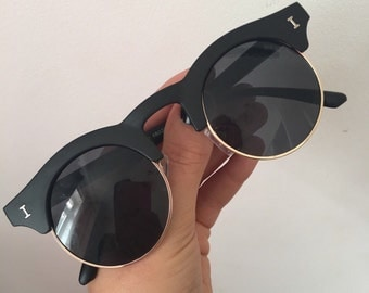 Gabby Triple Black sunglasses