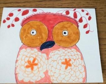 Susan's bird cards